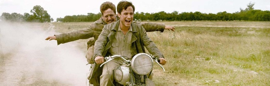 The Motorcycle Diaries (Diarios de Motocicleta) - filmstill