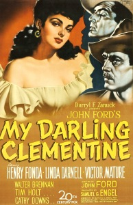 Poster - My Darling Clementine_15