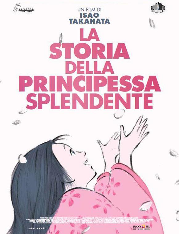 La-storia-della-Principessa-Splendente-poster-italiano